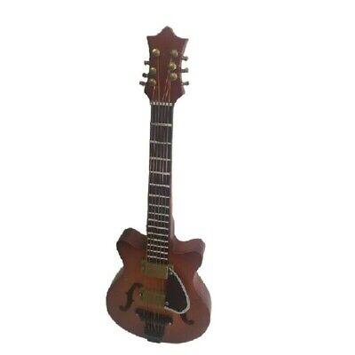 A20 GUITARRA ELECTRICA Instrumentos musicales Salvat miniatura Orquesta