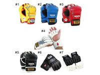 MMA Sparring/Fight Gloves
