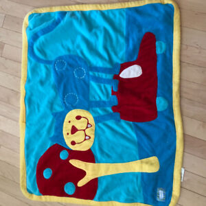 Quilted Baby blankets / throw