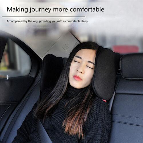 Reise Autositz Kopfstütze Nackenkissen Ergonomische Nackenstütze Memory Kissens