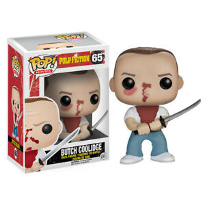 Funko POP! Vaulted Pulp Fiction - Butch Coolidge in store!