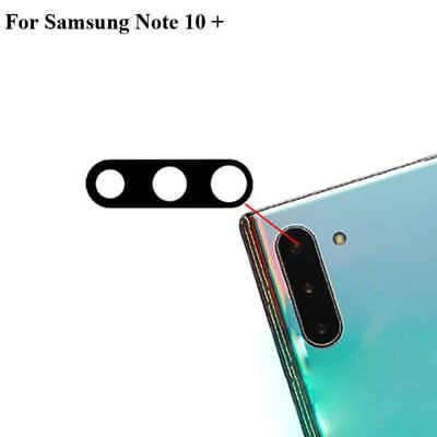 Lente de Camara Trasera Original Para Samsung Galaxy Note 10 Plus Envió...