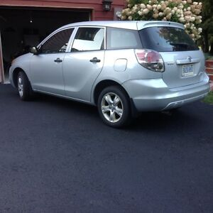 2008 Toyota Matrix Hatchback