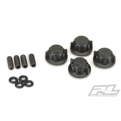 Proline PRO6070-02 Pro-Line Body Mount Thumbwasher Kit Secure-Loc Cap (4)