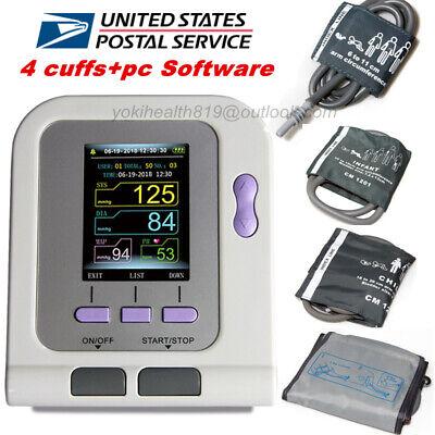 Fda Digital Blood Pressure Monitor Nibp Infant Child Adult Electronic Machinesw