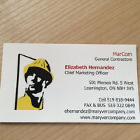 LOOKING FOR WORKERS