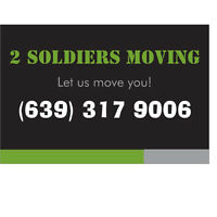 2 Soldiers Moving Company.