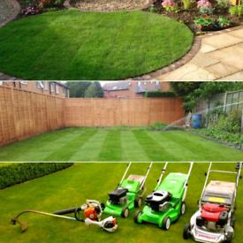 Grass Cutting/JetWashing/Garden Service/Fencing/Window Cleaning/Gutter Clean/Driveway cleaning