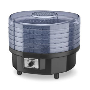 Wanted food dehydrator with built in fan.
