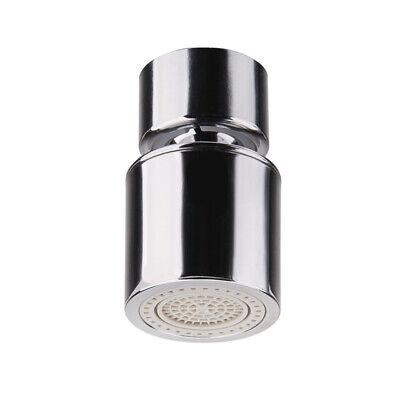 Grifo de Cocina Cabeza Aireador 360° Gire Giratorias Extremo Difusor Adaptador