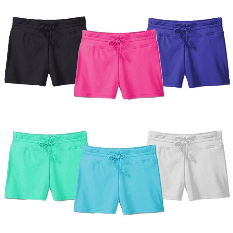 damen verstellbar badeshorts badehose hotpants shorts. Black Bedroom Furniture Sets. Home Design Ideas