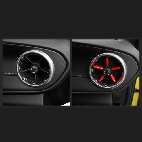 20PCS ABS Interior Air Vent Outlet Cover Trim Fits Chevrolet Camaro 2016-18