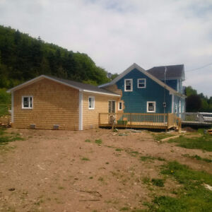 All inclusive rooms. Seniors but others considered. Digby area