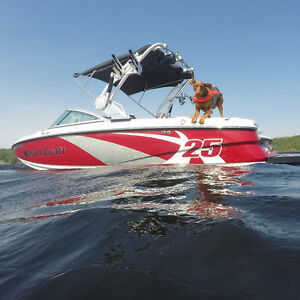 2013 Mastercraft X25 - Loaded with Gen 2 Surf System