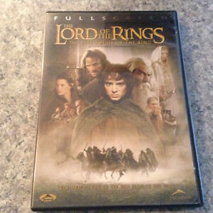 The Lord of the Rings The fellowship of the Ring Kingston Kingston Area image 1