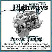 ~ Paccar Economy - Performance Tuning for Heavy Trucks ~