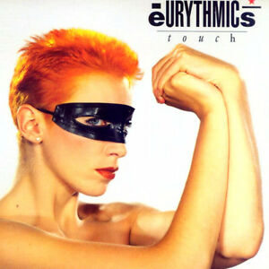 EURYTHMICS/ANNIE LENNOX VINYL RECORD COLLECTION 33 rpm LP/45 RPM