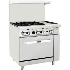 BRAND NEW & USED COMMERCIAL RANGES NATURAL GAS & PROPANE GAS RANGES GARLAND,CHEF,AMERICAN RANGE AT SINCO