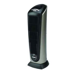 Lasko  23 in. 1500-Watt Electric Portable Ceramic Tower Heater
