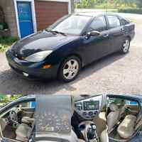 $850 - 2004 - Ford Focus ZTS (Manual) - As Is