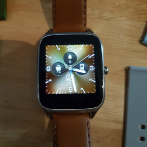 Asus Zenwatch 2 - Android Wear 2.0 Smartwatch. Excellent Conditi