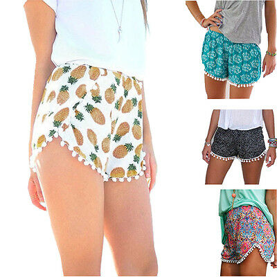 Fashion Women Sexy Hot Pants Summer Lady's Casual Shorts High Waist Beach Short