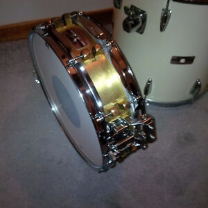 Yamaha Brass Piccolo Snare SD-439 (Priced to move)