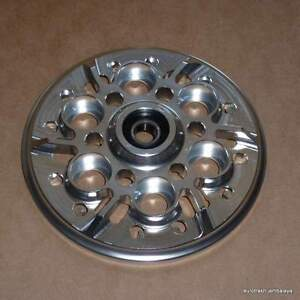 Ducati-most-DRY-Clutch-Pressure-Plate-SILVER-748-749-900-916-999-MADE-IN-USA