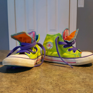 Toddler size 7 All Star high tops