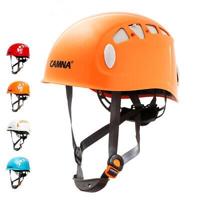 Professional Safety Helmet Outdoor Rock Climbing Arborist Construction Hard Hat