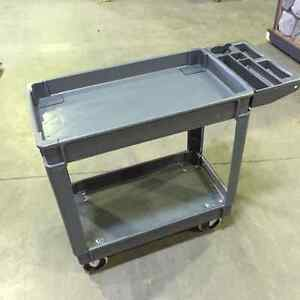Rubbermaid Style Picking Carts