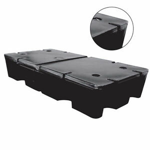 *** DOCK FLOATS -- FOAM FILLED-- BRAND NEW-- 15 YRS WARRANTY-