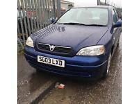 Vauxhall/Opel Astra 1.4i 1,YEAR MOT,1 OWNER,SERVICE HISTORY 2 KEYS