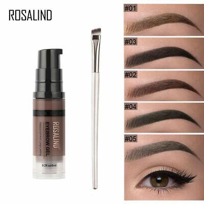 Rosalind Eyebrow Gel Shadows Pencil Brush Tools Brow Shades Gel Makeup Kit