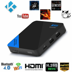 BRAND NEW K8 Android 6.0 TV Box+Live Sports,Movies,TV Show