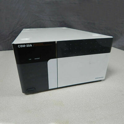 Shimadzu Cbm-20a Hplc System Controller
