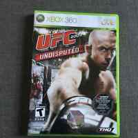 UNPLAYED UFC Undisputed 2009 1st Edition Canadian