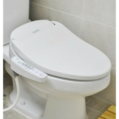 NOVITA BD-N431 Waterproof Digital Bidet Electric Toilet Seat WC Dryer 220V