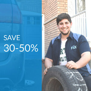 Mobile Auto Repair - Save 30%! Call now: 647-492-4857