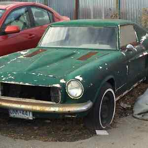 1972 Ford Mustang Fastback 3/4 Kit