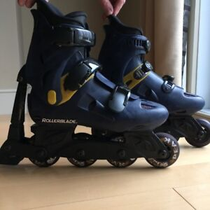 Rollerblades pour homme