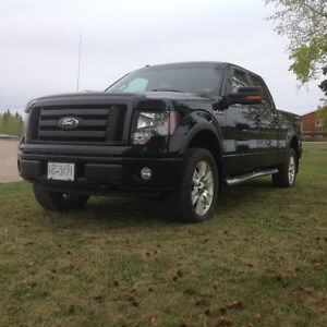 2009 Ford F-150 SuperCrew FX4 Pickup Truck 4x4