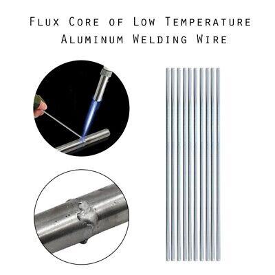 102050pcs 50cm 2.0mm Solution Welding Flux-cored Rods Aluminum Wire Brazing
