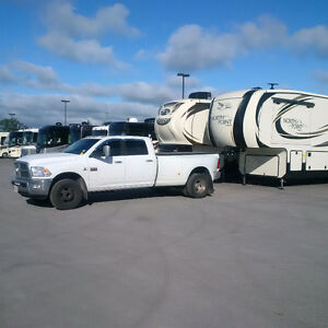 Do You Need your Travel Trailer or Fifth Wheel Moved?