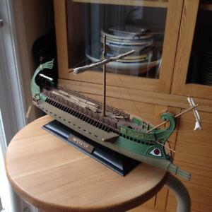 Model Greek Warship Imperator Complete