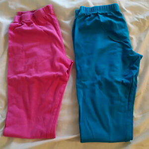 PAIR OF GIRLS SIZE 10-12 LEGGINGS BY GEORGE Sarnia Sarnia Area image 1