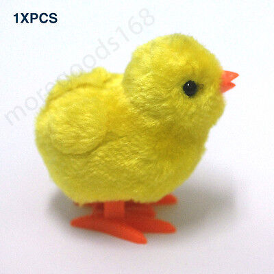 Funny Wind-up Hopping Jumping Chicken Clockwork Walking Toys Kids Children Gift](Funny Kids)