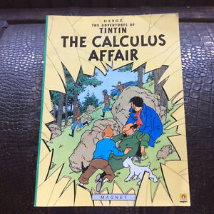 Tin Tin The Calculus Affair