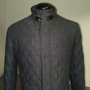 Johnston & Murphy Quilted Herringbone Jacket North Shore Greater Vancouver Area image 3