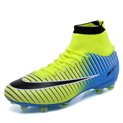 Men's Soccer Shoes Football Sneakers Soccer Cleats Fashion Outdoor Soccer (Football Soccer Boots Cleats)
